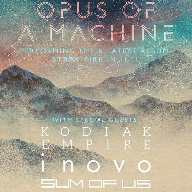 We'll be playing at @thebrightsidebris with @opusofamachine for their album launch on December the 1st! @inovo_band and @sumofusband are also playing. #prog #rock #live #gigs #brisbanemusic #livemusicbrisbane #music #postrock #progrock