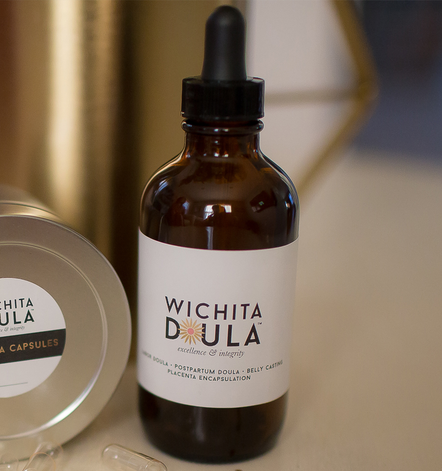 Wichita Doula - Placenta Tincture