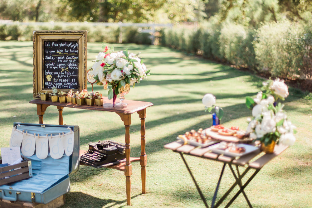 Unique Wedding Tables His Amp Hers Event Rentals His And