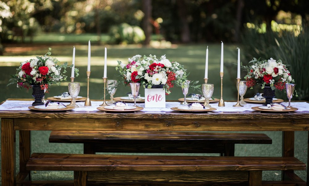 A Quick LookHis Hers Event Rentals His And Hers Kitchen - Picnic table rentals los angeles