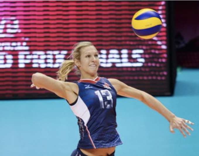 volleyball serve mechanics Youth volleyball program  [ie attacking, ball control, learn-2-serve  this clinic will focus on arm swing mechanics and footwork while working on.