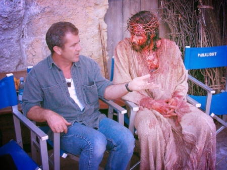 """Okay, J.C., in this scene, you're going to be in a lot of pain."" -Mel Gibson"
