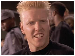 Jake Busey, Son of Gary