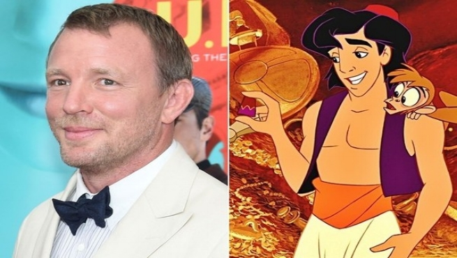 Guy Ritchie (Snatch) to direct live-action version of aladdin. - Disney proves they have officially replaced ideas with formulas proven to steal people's money. What a heist plot!