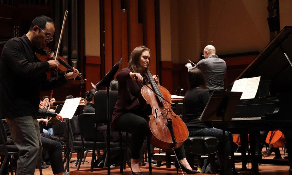 Photo courtesy of the University of Washington Symphony