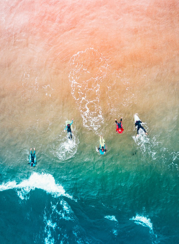 Five surfers   buy
