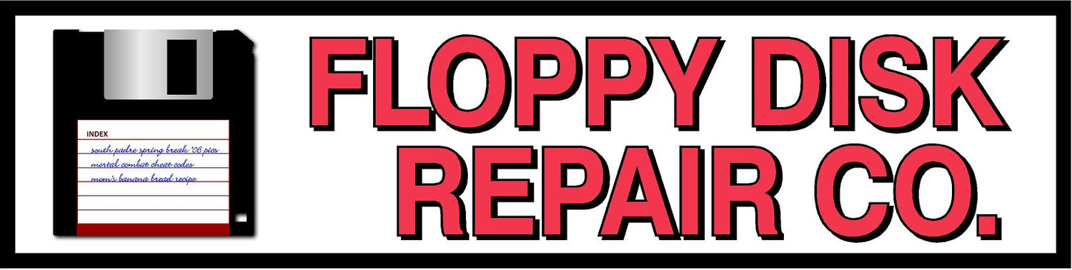 Floppy Disk Repair Co