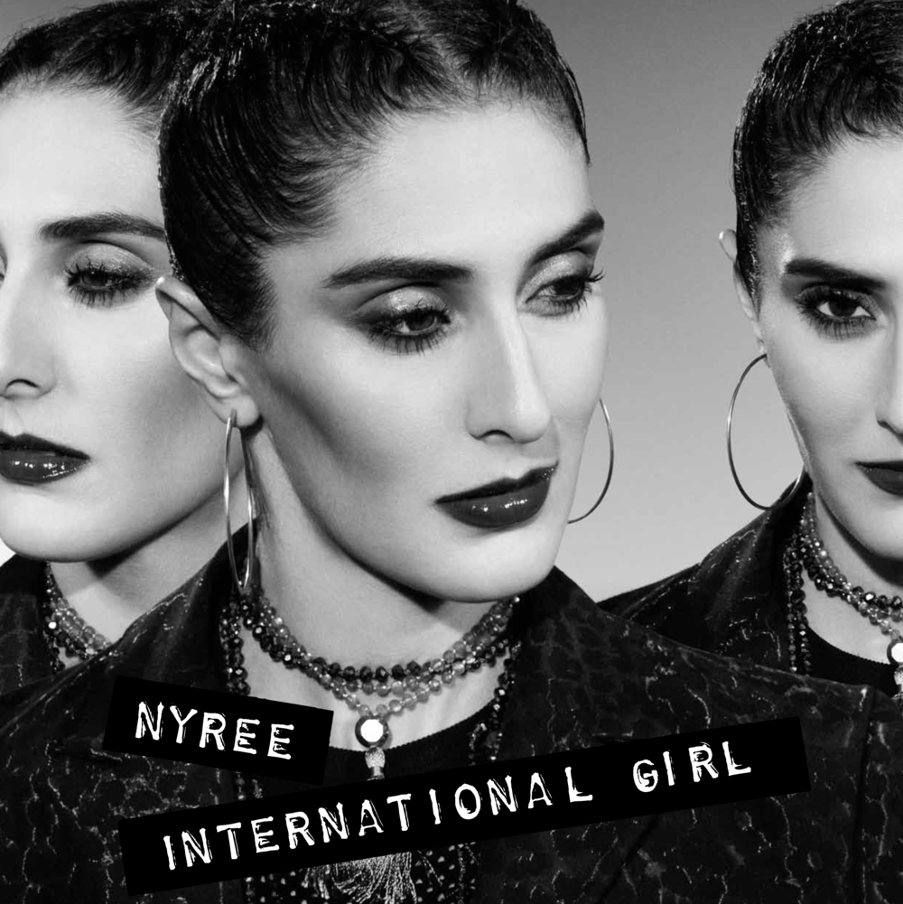 Nyree International Girl Album Cover .png