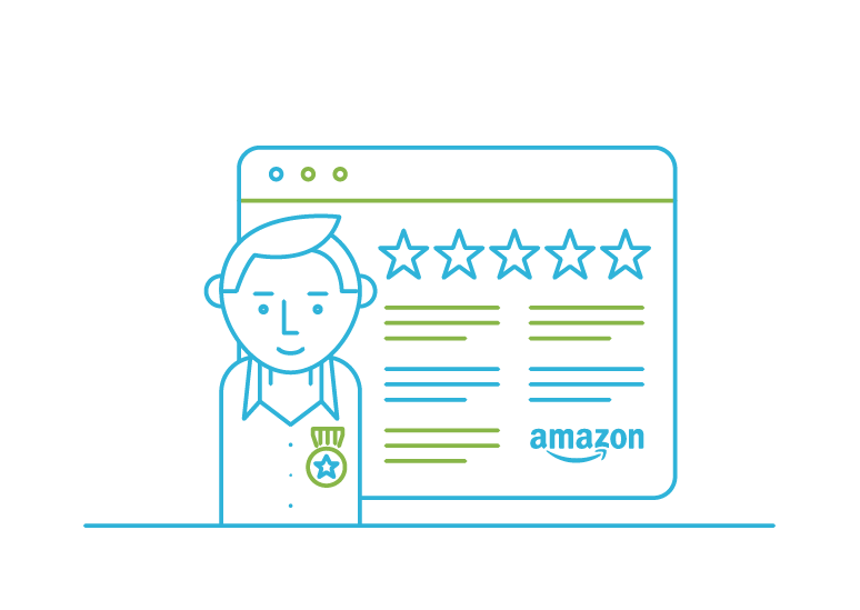 brightpearl helps you improve your amazon seller rating
