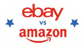 eBay vs Amazon: A Selling Guide [Infographic]