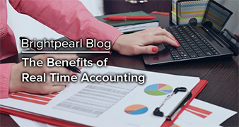 recommended content item 'the benefits of real time accounting'