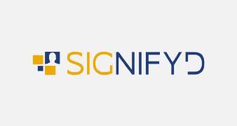 logo for signifyd