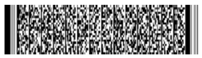 2D barcode