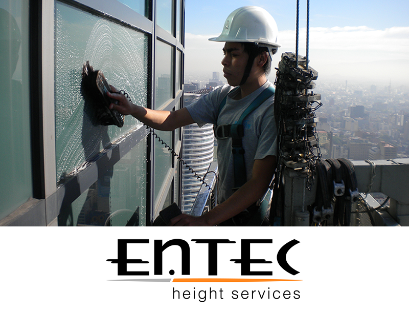 EnTEC : MANTENIMIENTO DE EXTERIORES :  height services