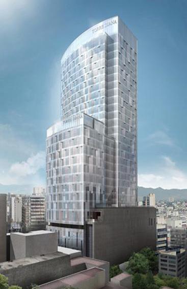 2015 - Torre Diana