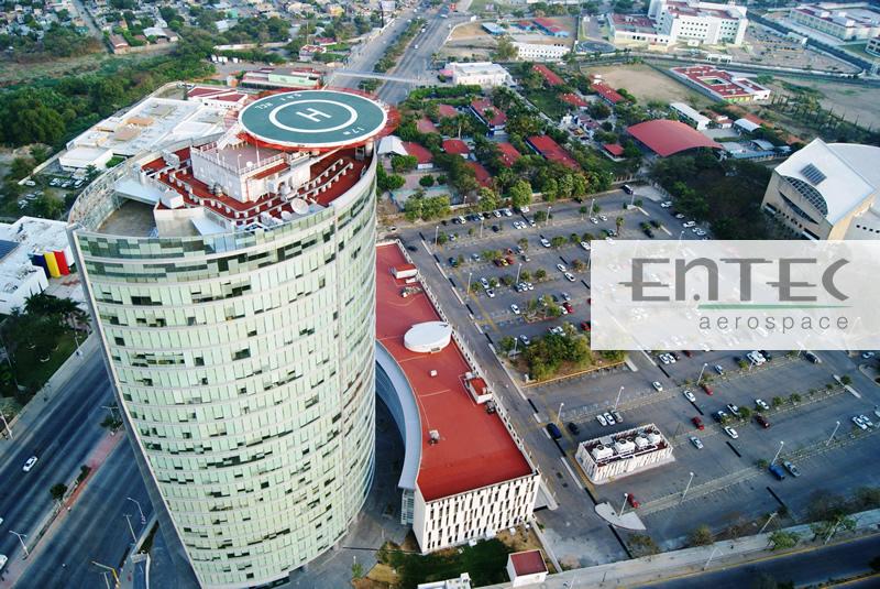 EnTEC® aerospace : HELIPUERTOS : 209-2010 : Torre Chiapas