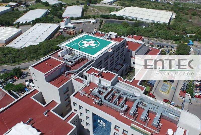 2016 - Hospital de Alta Especialidad Centenario de la Revolución Mexicana