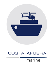 EnTEC : COSTA AFUERA : marine