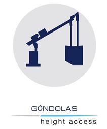 EnTEC : GONDOLAS : height access