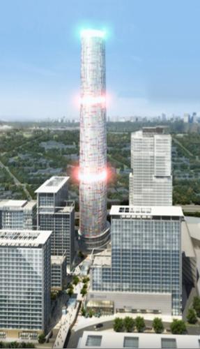 2012 - Torre Mitikah