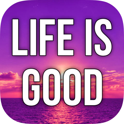 Life Is Good By 10000+ Wallpapers   Happy, Inspirational U0026 Motivational  Quotes And Sayings