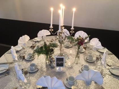 Wedding Table at The Arlington