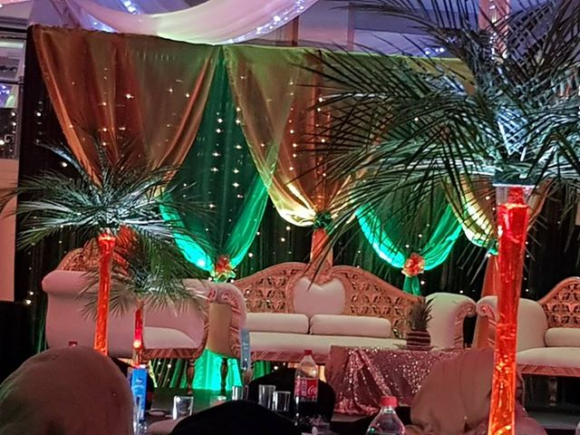 Mehndi Celebration Sofa at Arlington Ballroom Southend