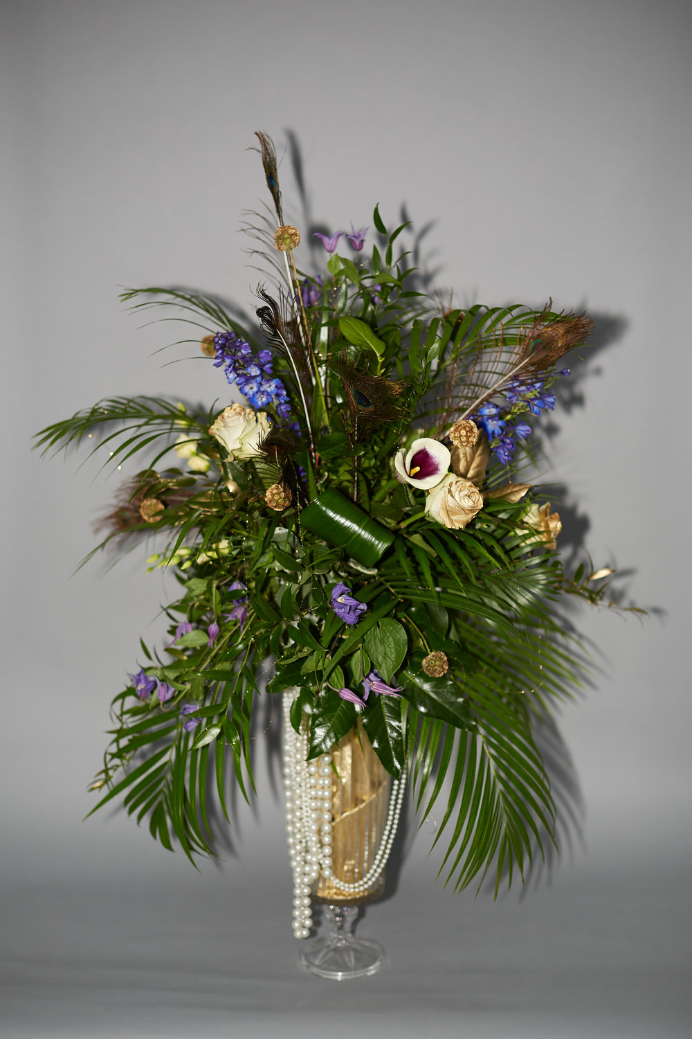 This stunning floral arrangement is by our favourite florist,  Courts of Rayleigh .