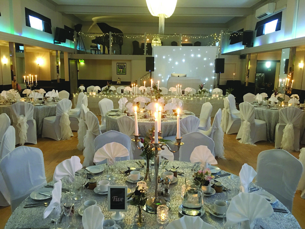 Wedding Renewal at The Arlington Ballroom Southend