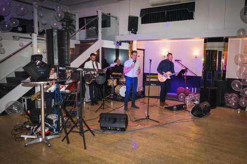 Live band at The Arlington Ballroom Southend