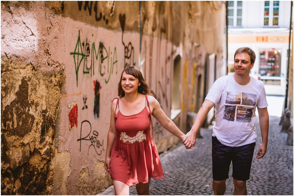 01 ljubljana slovenia city centre urban engagement session capital nika grega destination wedding photographer (10).jpg