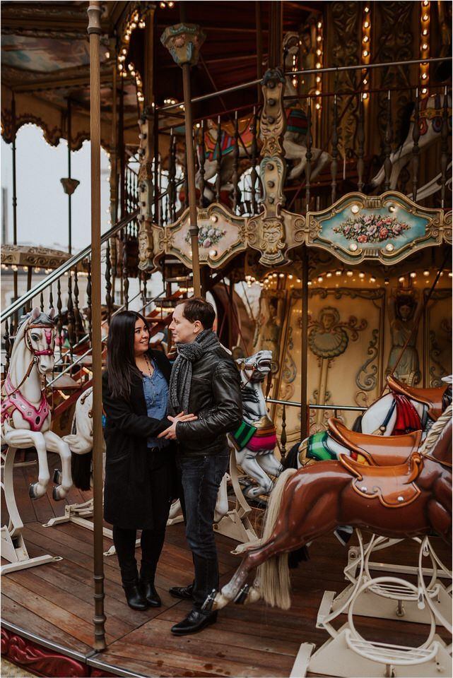 05 romantic moody wedding honeymoon engagement anniversary couple session valentines day paris france eiffel tower sacre coer rainy nika grega destination wedding photographers (7).jpg