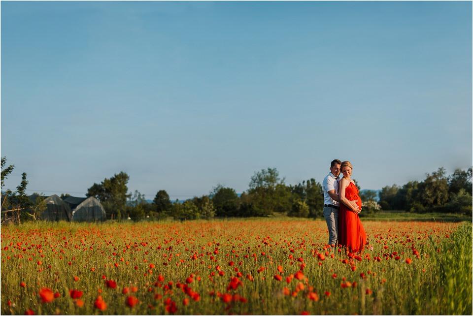 nosecnisko fotografiranje v naravi ljubljana primorska maribor slovenija kranjska gora sonce soncni zahod nosecnost pricakovanje 008.jpg
