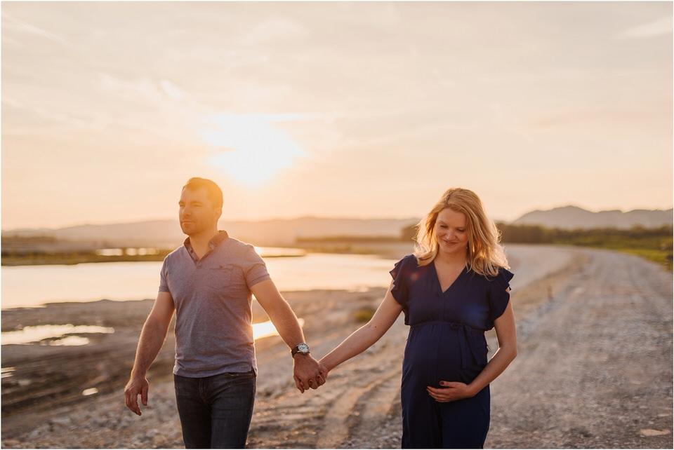nosecnisko fotografiranje v naravi ljubljana primorska maribor slovenija kranjska gora sonce soncni zahod nosecnost pricakovanje 016.jpg