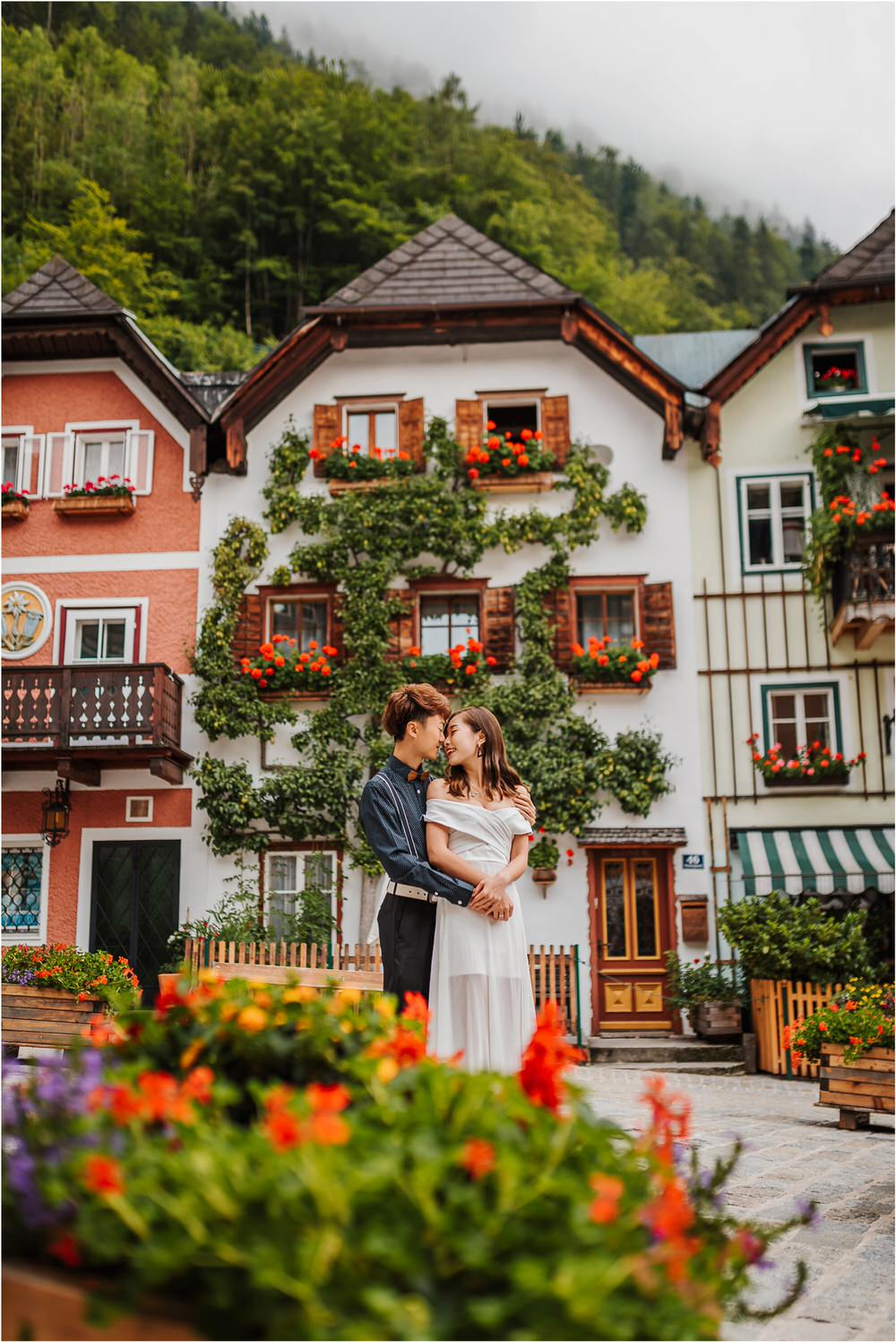 hallstatt austria wedding engagement photographer asian proposal surprise photography recommended nature professional 0013.jpg
