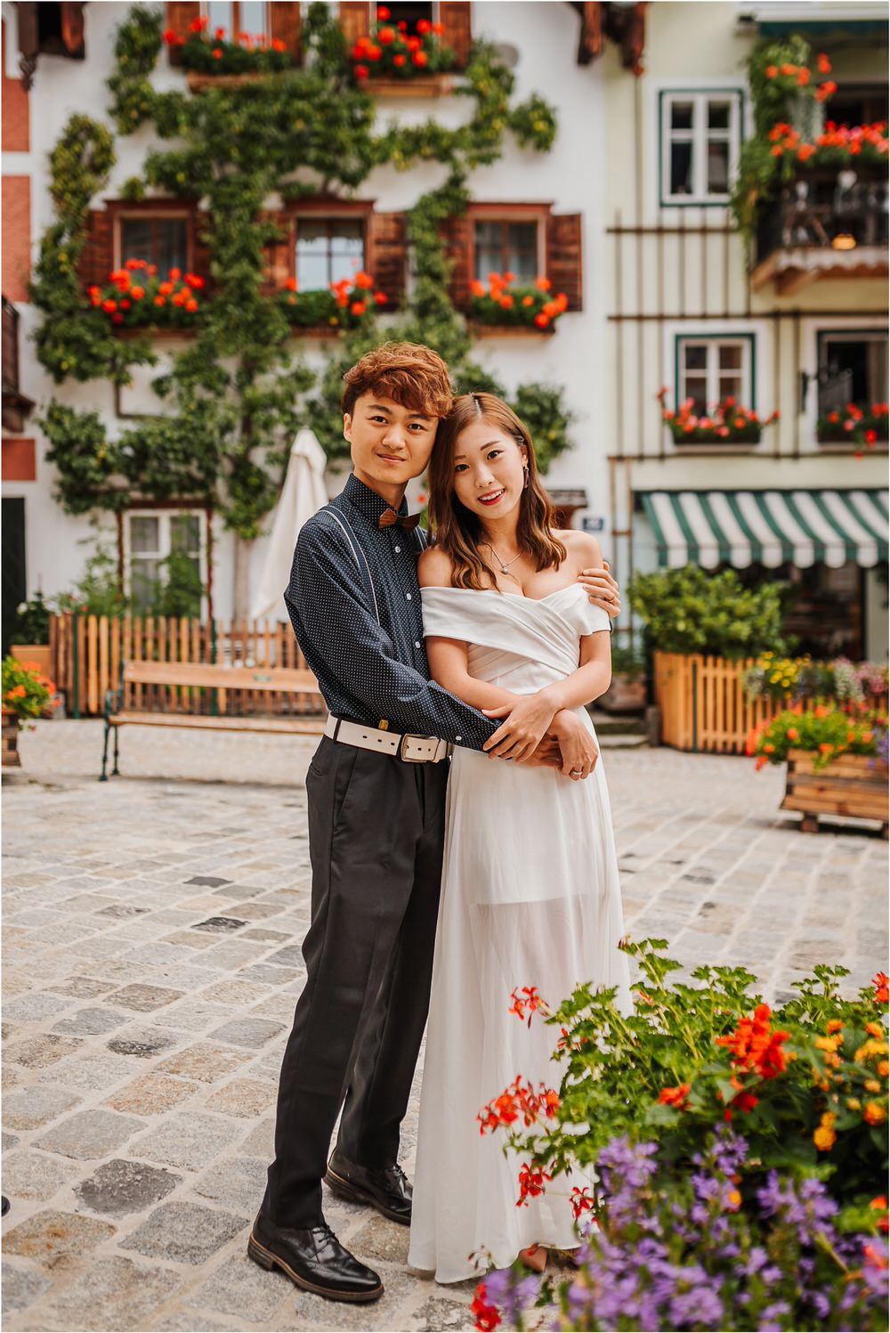 hallstatt austria wedding engagement photographer asian proposal surprise photography recommended nature professional 0014.jpg