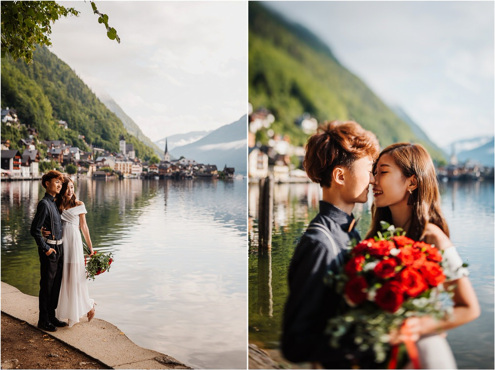 hallstatt austria wedding engagement photographer asian proposal surprise photography recommended nature professional 0040.jpg