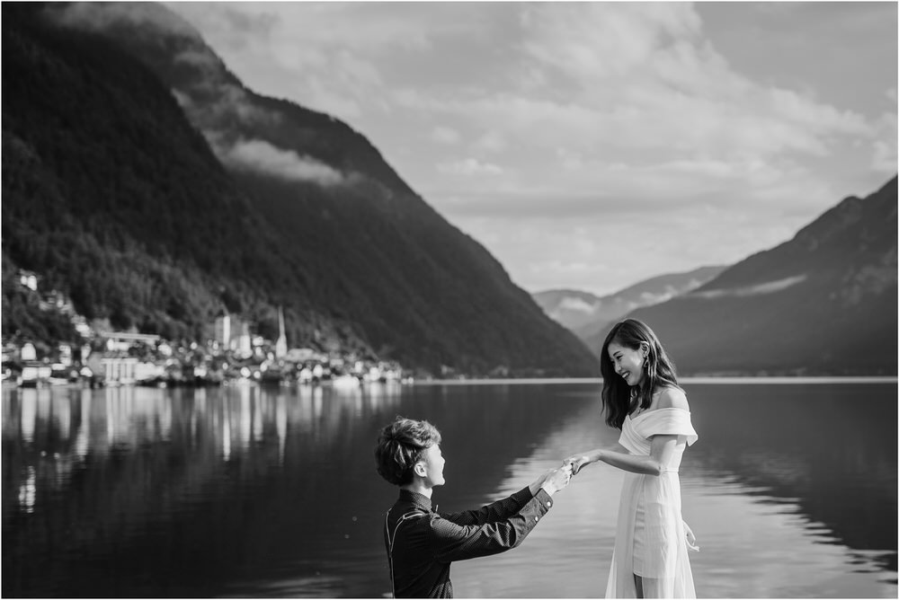 hallstatt austria wedding engagement photographer asian proposal surprise photography recommended nature professional 0049.jpg