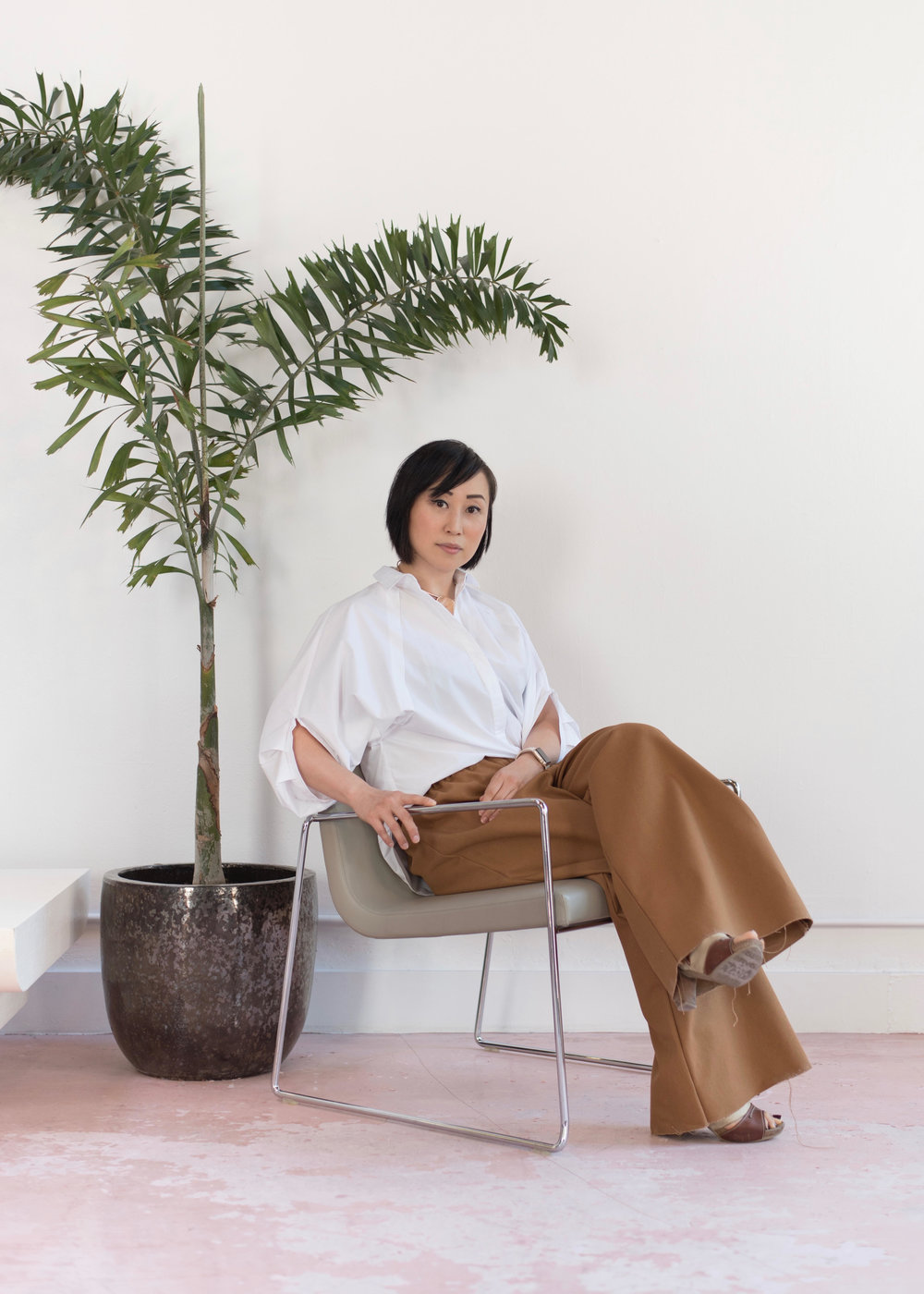 Suk Chai Designer of Schai Speaks to Ayesha Kohli of Creative Sparq