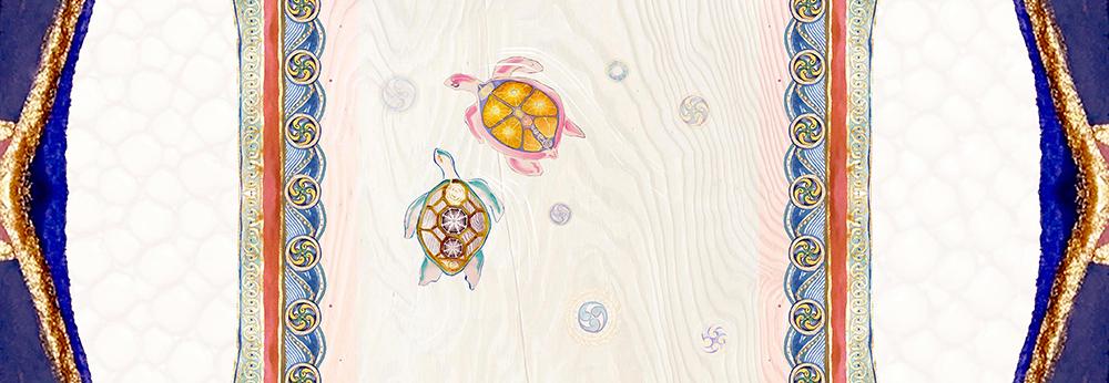 Hermione Skye Pattern Design Close Up