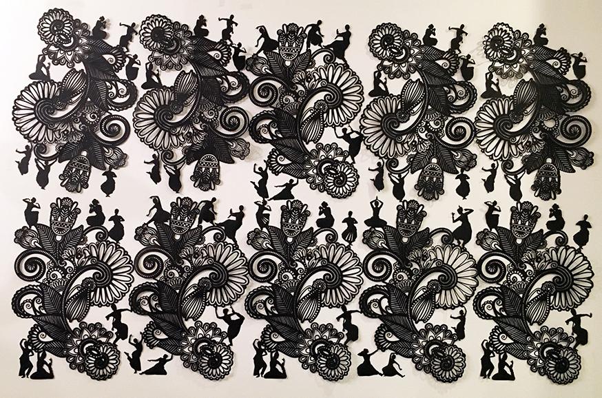 Paper Cut Art by Insiya Dhatt