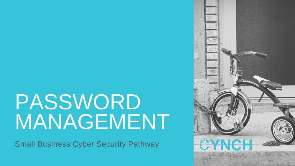 Password Management for Small Business