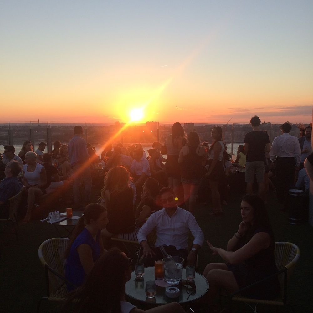 The Standard Rooftop Bar