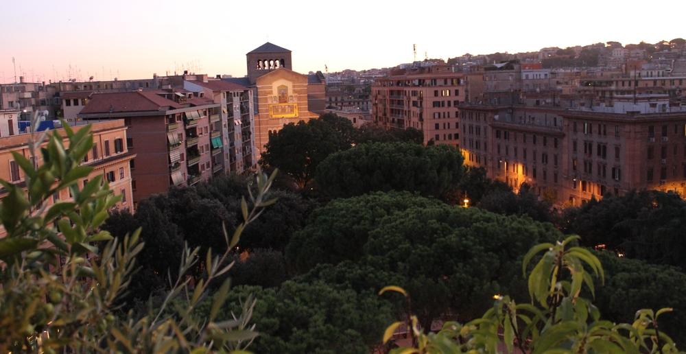 Piazza Santa Maria Liberatrice