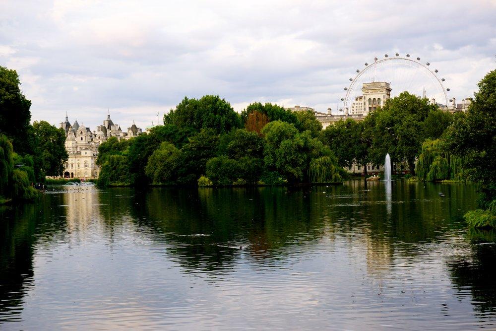 London Ü50 Reiseblog