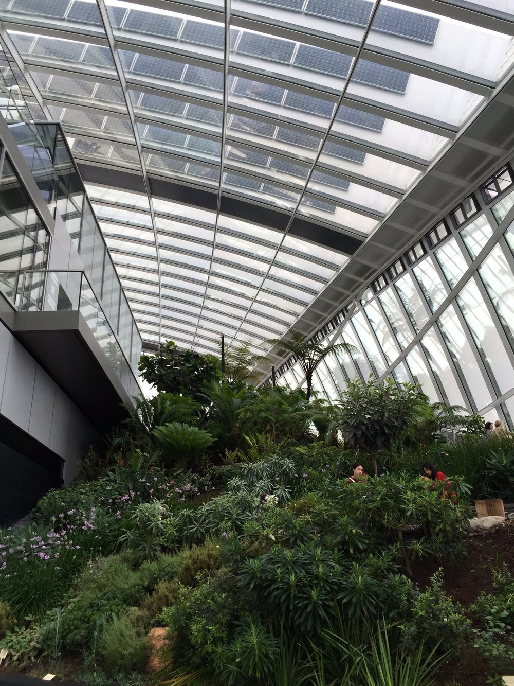 London Ü50 Reiseblog Skygarden