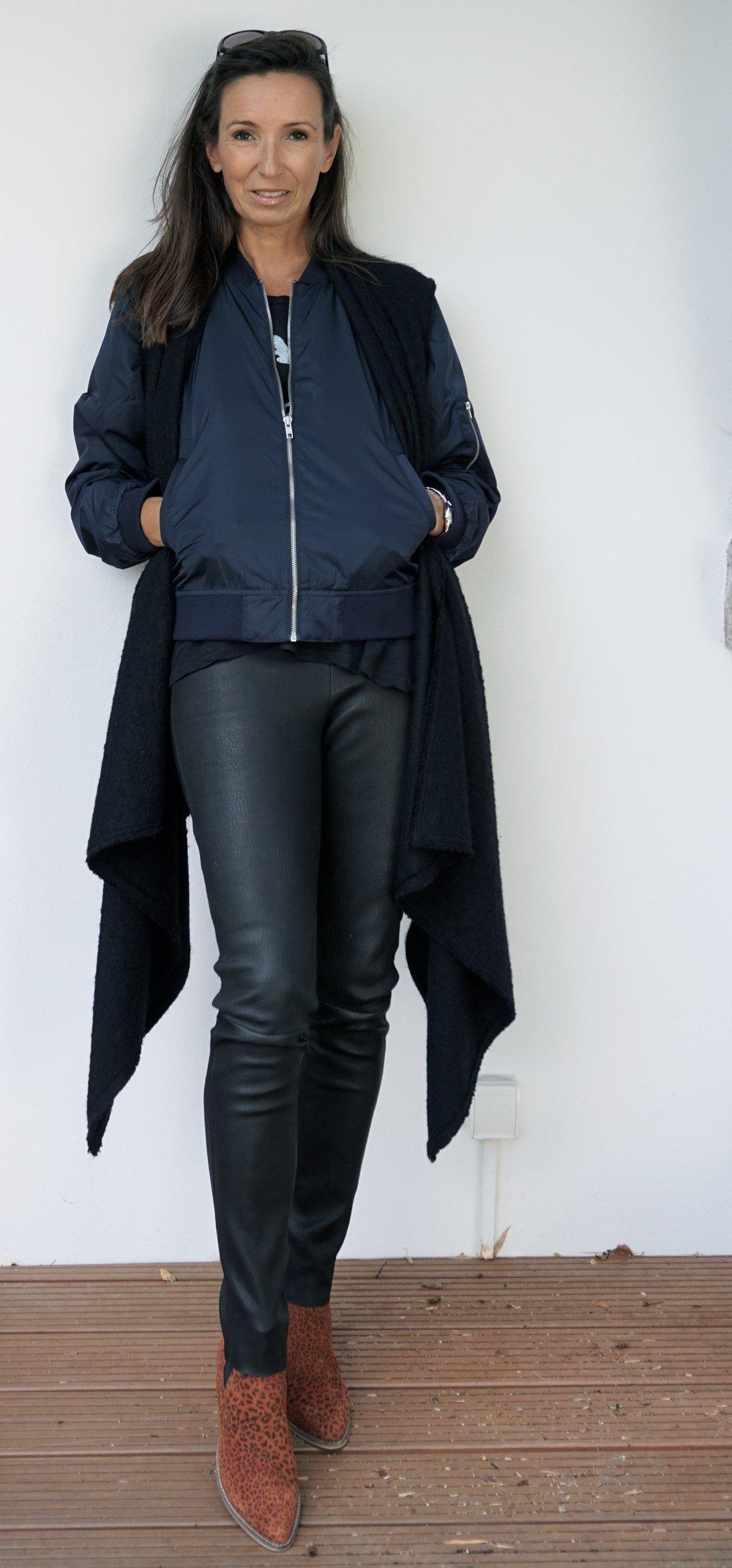 Lederhose_Styling BeFifty Blog für Frauen über 40