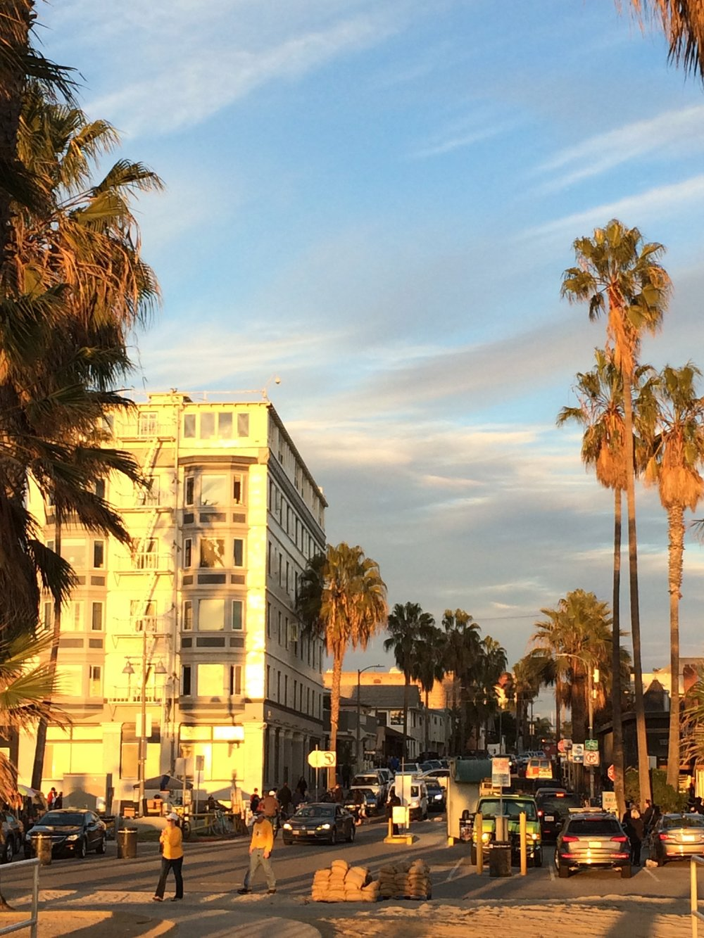 Air in Venice