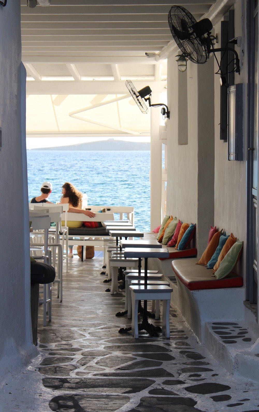 Mykonos Stadt: stille Ecken mit viel Romantik und einem wirklich schönen Lebensgefühl.