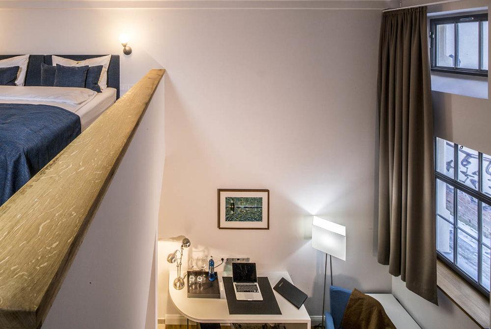 Foto by Martin Nicolas Kunz/Hotel Oderberger Berlin